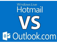 Image result for difference between Hotmail and Outlook