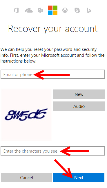 how to cancel my email account at hotmail